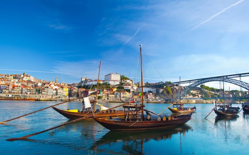 A Porto avec mon fiancé… et Voyage Privé !