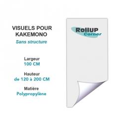 Rollup Corner, imprimeur plv