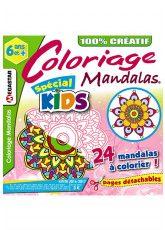 coloriages pour enfant et mandalas sont disponibles sur megastar