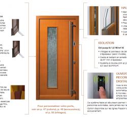 Portes et fenêtre en bois isolantes et bien posées ? Oui avec Tryba !