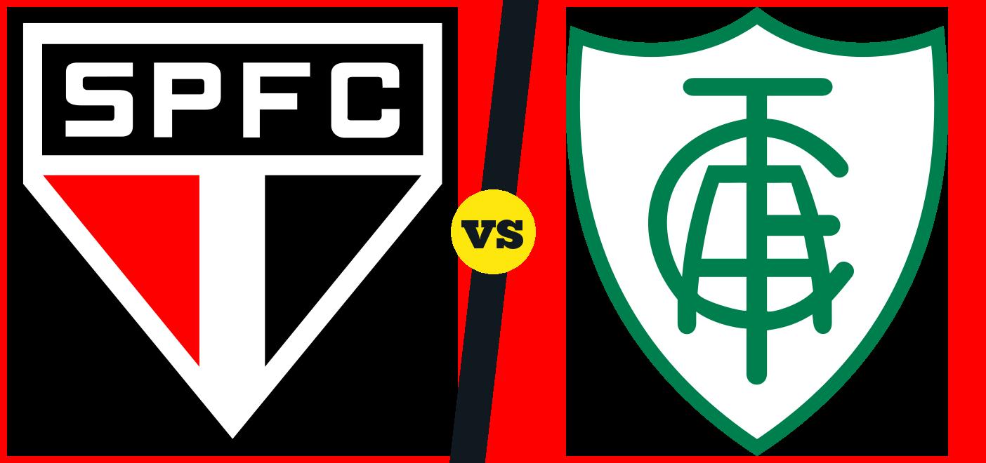 Pronostic São Paulo  América Mineiro du 22/09 au Estádio Cícero Pompeu de Toledo (Morumbi) (São Paulo, São Paulo)