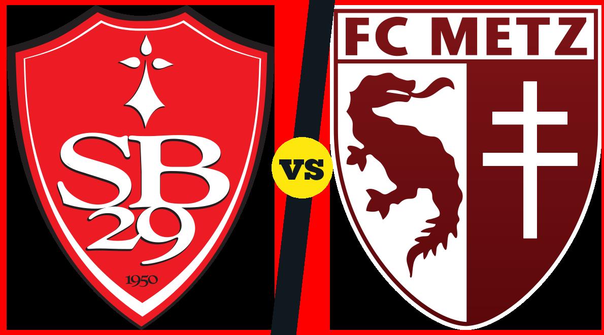 Pronostic Brest  Metz du 26/09 au Stade Francis-Le Ble
